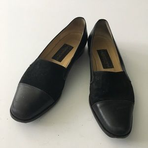 Classiques entier made in Italy leather loafers